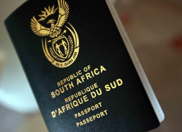 New South African passports for minors under 18 years