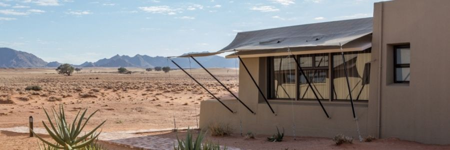 Sossusvlei Lodge, Desert Camp & Quiver Camp