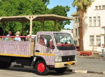 Windhoek City Tour & COVID Test Combo