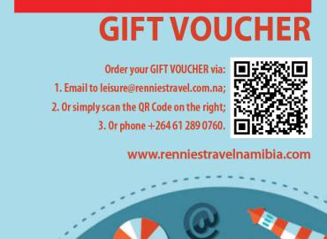 Rennies Travel Gift Voucher